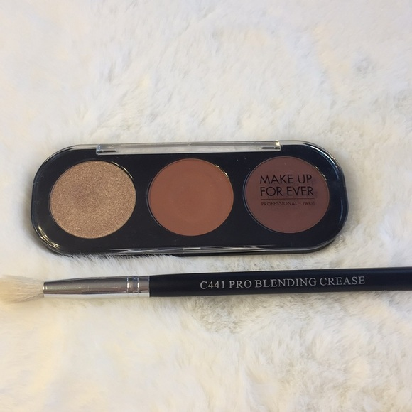 Makeup Forever Other - Makeup For Ever Eyeshadow Trio